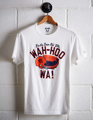 Tailgate Men's UVA Wah-Hoo T-Shirt - Free returns