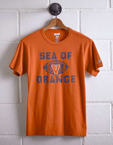 Tailgate Men's Virginia Sea of Orange T-Shirt - Free Returns