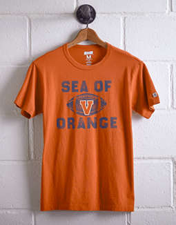 Tailgate Men's Virginia Sea of Orange T-Shirt