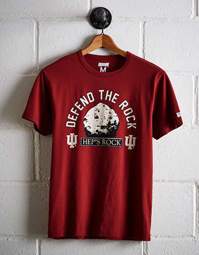 Tailgate Men's Indiana Defend the Rock T-Shirt - Free Returns