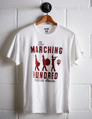 Tailgate Men's Indiana Marching Hundred T-Shirt - Free Returns