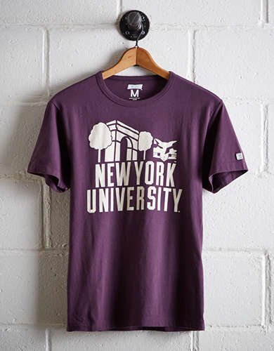Tailgate Men's NYU T-Shirt - Free returns