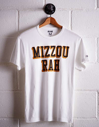 Tailgate Men's Missouri Mizzou Rah T-Shirt - Free Returns