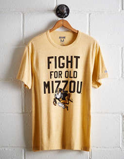 Tailgate Men's Fight For Old Mizzou T-Shirt