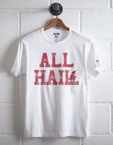 Tailgate Men's Louisville All Hail T-Shirt - Free Returns