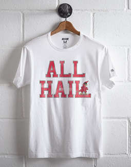 Tailgate Men's Louisville All Hail T-Shirt