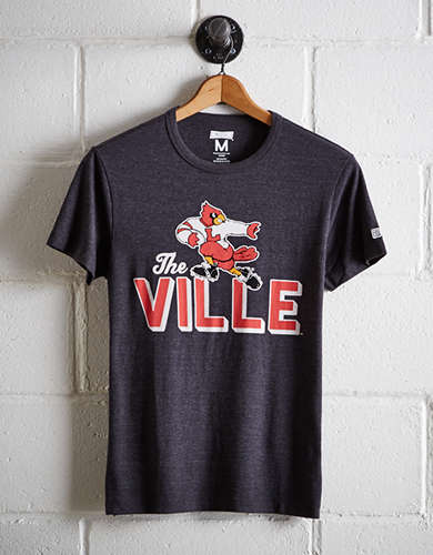Tailgate Men's Louisville The Ville T-Shirt - Free Returns