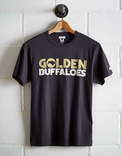 Tailgate Men's Colorado Golden Buffaloes T-Shirt - Free Returns