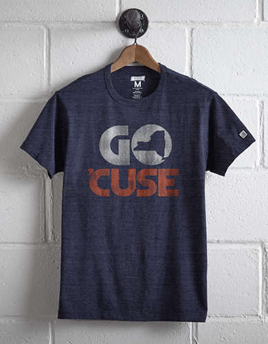 Tailgate Men's Syracuse Go 'Cuse T-Shirt - Free Returns