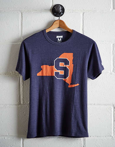 Tailgate Men's Syracuse Orange T-Shirt - Free Returns