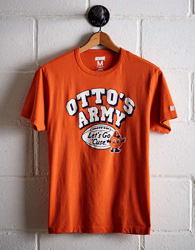 Tailgate Men's Syracuse Otto's Army T-Shirt - Free returns
