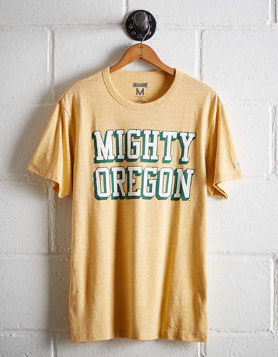 Tailgate Men's Mighty Oregon T-Shirt - Free Returns