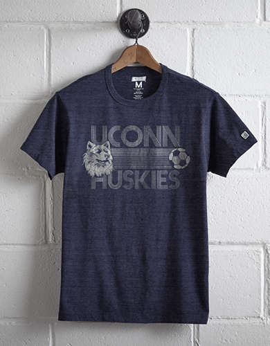Tailgate Men's UCONN Huskies T-Shirt - Free Returns
