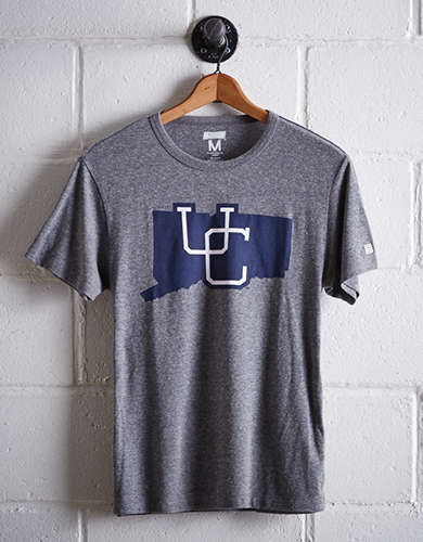 Tailgate Men's UCONN State T-Shirt - Free Returns