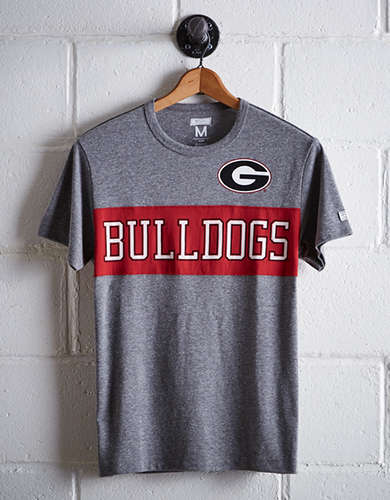 Tailgate Men's Georgia Colorblock T-Shirt -