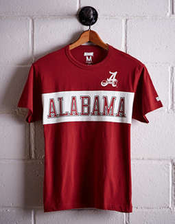 Tailgate Men's Alabama Colorblock T-Shirt