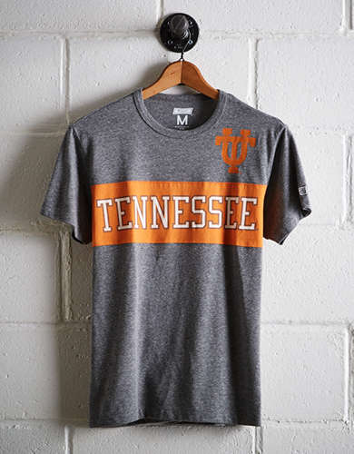Tailgate Men's Tennessee Colorblock T-Shirt - Free returns