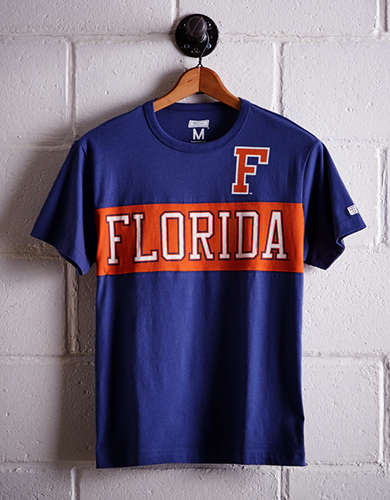 Tailgate Men's Florida Colorblock T-Shirt - Free Returns