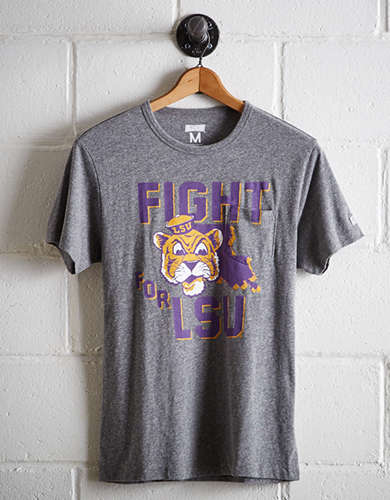 Tailgate Men's LSU Pocket T-Shirt - Free shipping & returns with purchase of NBA item