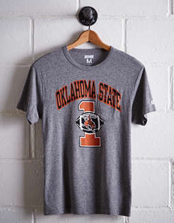Tailgate Men's Oklahoma State Pocket T-Shirt