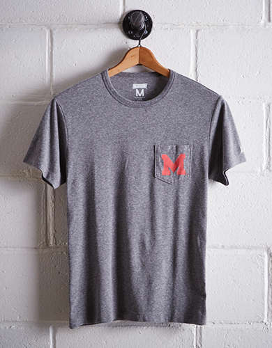 Tailgate Men's Maryland Pocket T-Shirt - Free Shipping + Free Returns