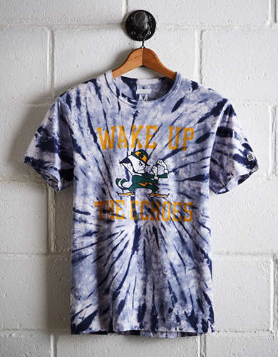 Tailgate Men's Notre Dame Tie-Dye T-Shirt - Free shipping & returns with purchase of NBA item