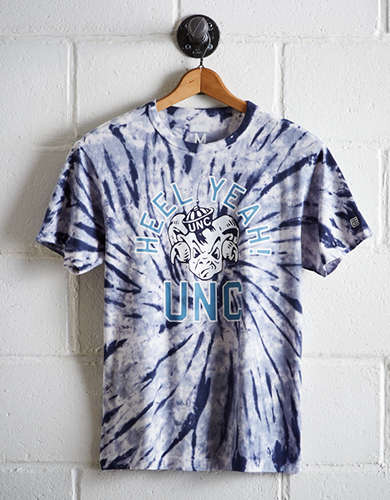 Tailgate Men's North Carolina Tie-Dye T-Shirt - Buy One Get One 50% Off