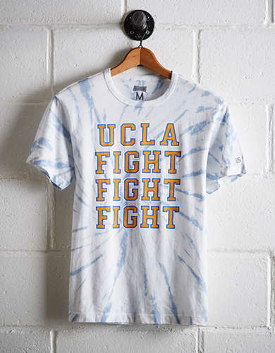 Tailgate Men's UCLA Tie-Dye T-Shirt - Free Returns