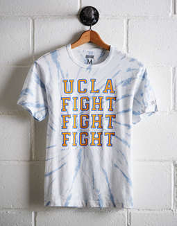 Tailgate Men's UCLA Tie-Dye T-Shirt
