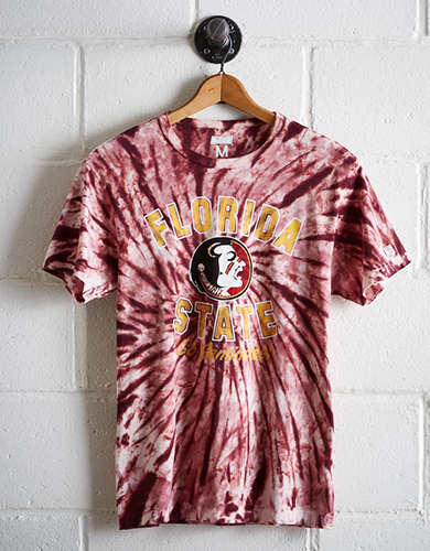 Tailgate Men's Florida State Tie-Dye T-Shirt - Buy One Get One 50% Off