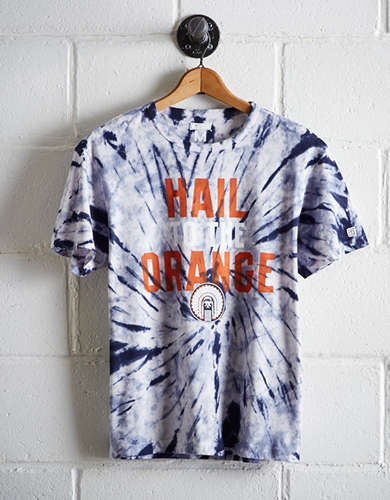 Tailgate Men's Illinois Tie-Dye T-Shirt - Free returns