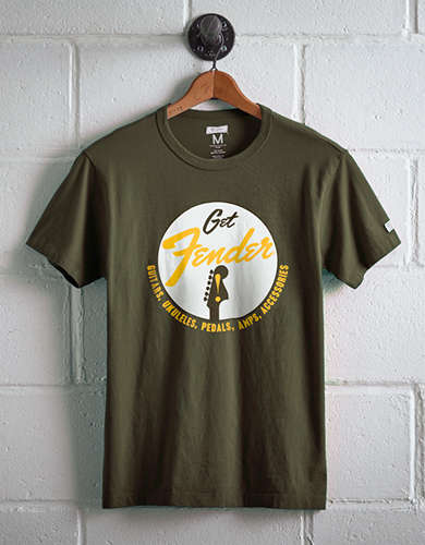 Tailgate Men's Get Fender T-Shirt -