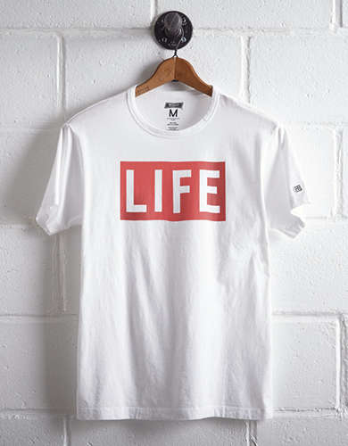 Tailgate Men's LIFE T-Shirt - Free Shipping + Free Returns