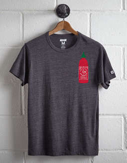 Tailgate Men's Sriracha T Shirt by American Eagle Outfitters