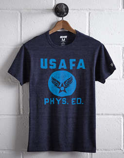 Tailgate Men's USAFA Phys. Ed. T-Shirt