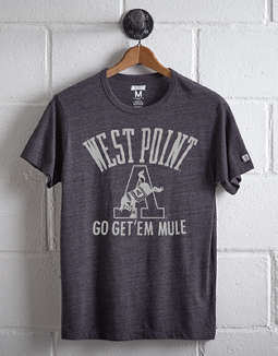 Tailgate Men's West Point Mule T-Shirt