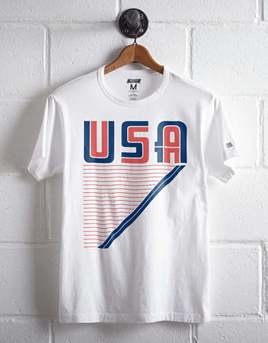 Tailgate Men's USA Graphic Tee -