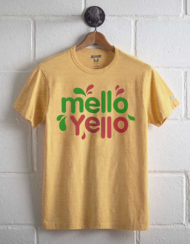 Tailgate Men's Mello Yello T-Shirt - Buy One Get One 50% Off