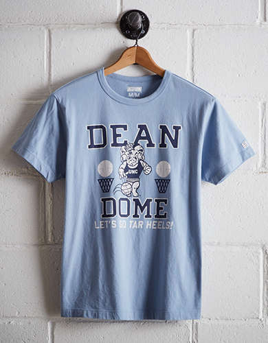 Tailgate Men's Dean Dome Tar Heels Basketball T-Shirt - Free Returns