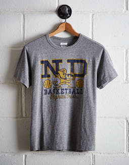 Tailgate Men's Notre Dame Basketball T-Shirt