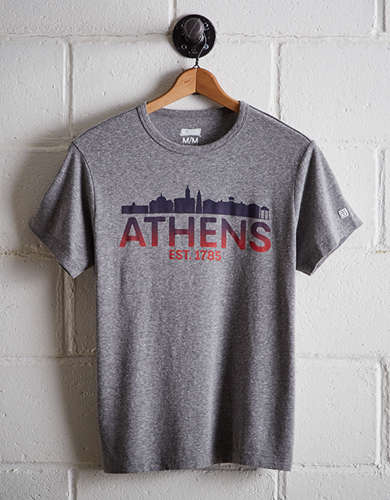 Tailgate Men's Athens Georgia T-Shirt - Buy One Get One 50% Off