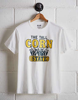 Tailgate Men's Tall Corn State T-Shirt