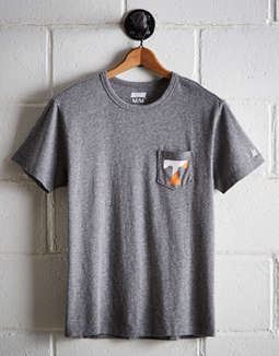 Tailgate Men's Tennessee Volunteers Pocket Tee