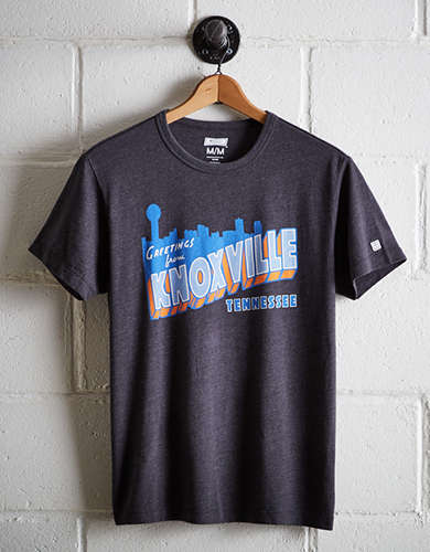 Tailgate Men's Knoxville Tennessee T-Shirt - Free Returns