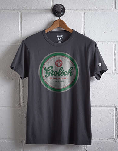 Tailgate Men's Grolsch T-Shirt - Free Returns