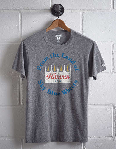 Tailgate Men's Hamm's T-Shirt - Free returns