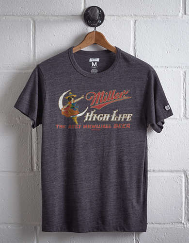 Tailgate Men's Miller High Life T-Shirt - Free Returns