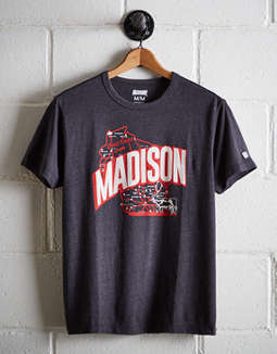 Tailgate Men's Madison Wisconsin T-Shirt