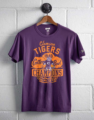 Tailgate Men's Clemson Cotton Bowl T-Shirt -