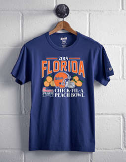 Tailgate Men's Peach Bowl T-Shirt